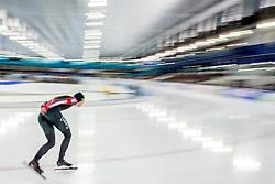 11-12-2016 NED: ISU World Cup Speed Skating, Heerenveen<br /> Isabelle Weidemann GER op de 5000 m