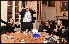 13122019_AP_ Boris Johnson Election night