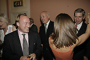 Andrew Roberts, Iain Duncan Smith,Susan Gilchrist and Stuart Rose.  Andrew Roberts and Susan Gilchrist celebrate the publication of 'A History of The English-Speaking Peoples since 1900' English Speaking Union. Charles St. London. 11 September 2006. ONE TIME USE ONLY - DO NOT ARCHIVE  © Copyright Photograph by Dafydd Jones 66 Stockwell Park Rd. London SW9 0DA Tel 020 7733 0108 www.dafjones.com