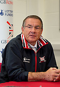 Caversham. Berkshire. UK<br /> Cheif Coach, Jurgan GROBLER. <br /> 2016 GBRowing European Team Announcement,  <br /> <br /> Wednesday  06/04/2016 <br /> <br /> [Mandatory Credit; Peter SPURRIER/Intersport-images]