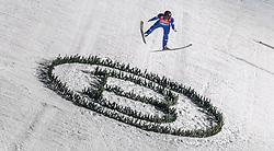 06.01.2016, Paul Ausserleitner Schanze, Bischofshofen, AUT, FIS Weltcup Ski Sprung, Vierschanzentournee, Bischofshofen, Finale, im Bild Philipp Aschenwald (AUT) // Philipp Aschenwald of Austria during his 1st round jump of the Four Hills Tournament of FIS Ski Jumping World Cup at the Paul Ausserleitner Schanze in Bischofshofen, Austria on 2016/01/06. EXPA Pictures © 2016, PhotoCredit: EXPA/ JFK