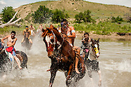 Battle of the Little Bighorn Reenactment-Custers Last Stand