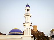 Muscat, Oman, mosque