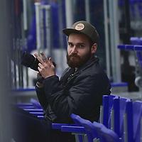 Men's Hockey Home Game on Fri Oct 12 at Co-operators Center. Credit: Arthur Ward/Arthur Images