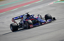 February 28, 2019 - Barcelona, Catalonia, Spain - the Toro Rosso of Alexander Albon during the Formula 1 test in Barcelona, on 28th February 2019, in Barcelona, Spain. (Credit Image: © Joan Valls/NurPhoto via ZUMA Press)