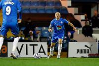 Sam Minihan. Stockport County FC 2-0 Wrexham FC. Vanarama National League. 28.12.20