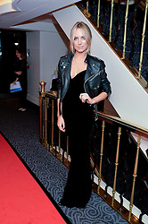 KIMBERLEY GARNER at the Quintessentially Foundation Poker Night in association with PokerStars in aid of Place2Be held at The Savoy, London on 22nd October 2015.