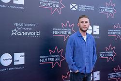 Judges photocall at Edinburgh International Film Festival<br /> <br /> Pictured: Iain De Caestecker, Actor (Michael Powell Jury)
