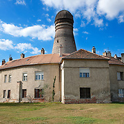 Old town windmill- Sopron, Hungary