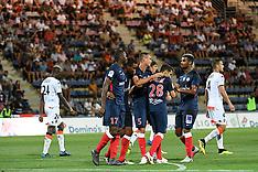 Chateauroux vs Lorient - 6 Aug 2018
