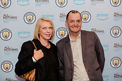 Craig Cash attends the World Premiere of Prime Video series. All or Nothing: Manchester City, at The Printworks in Manchester ahead of its release on Friday.