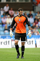 Football<br /> Coca Cola Football League One<br /> Brighton and Hove Albion vs Wycombe Wanderers at The Withdean Stadium, Brighton<br /> Wycombe's Goalkeeper Scott Shearer<br /> 05/09/2009<br /> Credit Colorsport / Shaun Boggust