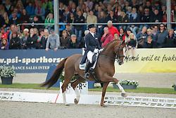 Balkenhol Anabel, (GER), Dablino FRH<br /> Grand Prix Special<br /> CDIO Hagen 2015<br /> © Hippo Foto - Stefan Lafrentz