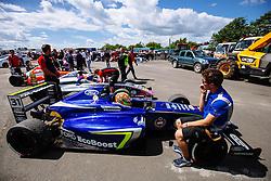 Lando Norris   #31 Carlin   MSA Formula Championship   Race 1 - Mandatory byline: Rogan Thomson/JMP - 07966 386802 - 27/06/2015 - SPORT - MOTORSPORT - North Yorkshire, England - Croft Circuit - BTCC Meeting Day 1.