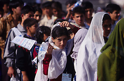 SPECIAL OLYMPICS AFGHANISTAN 2005.Kabul, 23 August 2005.Opening Day, Ghazi Stadium