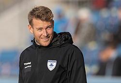 Cheftræner Morten Mølkjær (Kolding IF) under kampen i 1. Division mellem FC Helsingør og Kolding IF den 24. oktober 2020 på Helsingør Stadion (Foto: Claus Birch).