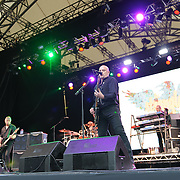 The Stranglers performing live at the Eden Sessions, Saturday 27th June 2015 @ the Eden Project, Bodelva, Cornwall