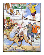 Winter Sports for Politicians A