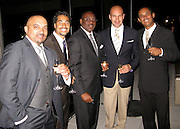 **EXCLUSIVE**.Joel Rousseau, Randall Toussaint, Mr. Wilson Jeudi, Mayor of the City of Delmas, Haiti, Billy Zane and Gilbert Hippolyte..African First Ladies Health Summit Welcome Reception..US Doctors For AFRICA..WP Restaurant..Pacific Design Center..West Hollywood, CA, USA..Monday, April 20, 2009..Photo By Celebrityvibe.com.To license this image please call (212) 410 5354; or Email: celebrityvibe@gmail.com ; .website: www.celebrityvibe.com.