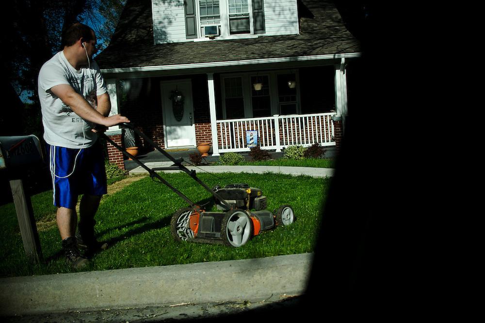 (photo by Matt Roth).Monday, April 16, 2012..West Virginia