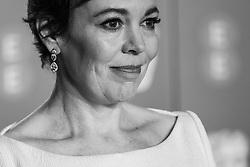Olivia Colman attending 72nd British Academy Film Awards, Arrivals, Royal Albert Hall, London. 10th February 2019