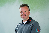 ROTTERDAM - Golfprofessional PHIL ALLEN, coach van Joost Luiten. COPYRIGHT KOEN SUYK