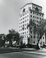 1937 Hollywood Athletic Club on Sunset Blvd.