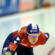 NLD/Heerenveen/20061110 - Essent ISU Wereldbeker Speed Skating, Ireen Wust