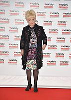 Dame Barbara Windsor  at the  Variety ShowBiz Awards  - annual showbiz awards and fundraiser for Variety, the Children's Charity at  London Hilton on Park Lane, London