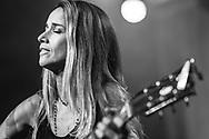 Bermudian singer-songwriter Heather Nova at Im Wizemann in Stuttgart