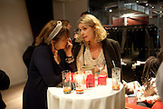 DIANA QUICK; MARYAM D'ABO; ,  BIRDS EYE VIEW INTERNATIONAL WOMEN'S DAY  RECEPTION, BFI Southbank. London. 8 March 2012.