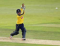 Hampshire's Adam Wheater - Photo mandatory by-line: Robbie Stephenson/JMP - Mobile: 07966 386802 - 19/06/2015 - SPORT - Cricket - Southampton - The Ageas Bowl - Hampshire v Sussex - Natwest T20 Blast
