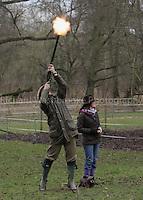 Luton Hoo Estate Shoot  3rd January 2013