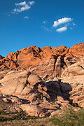 Calico Hills Overlook at Red Rock Canyon in Las Vegas
