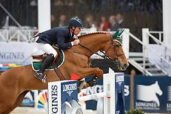 Philips Ignace, (BEL), Hanna van HD<br /> Global Champions Tour Antwerp 2016<br /> © Hippo Foto - Dirk Caremans<br /> 22/04/16
