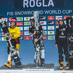 20200118: SLO, Snowboarding - FIS World Snowboarding Cup in Parallel Giant Slalom Rogla 2020