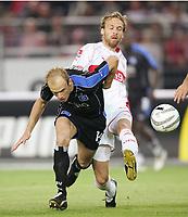 v.l. David Jarolim, Andreas Hinkel Stuttgart<br /> Bundesliga VfB Stuttgart - Hamburger SV<br /> Norway only