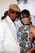 """Neyo and Guest at the Alica Keys """" As I am"""" celebration wrap party at Park on June 18, 2008"""