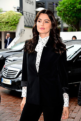 Catrinel Marlon attending a Press Conference during the 72nd Cannes Film Festival 2019,