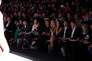 Aspects of the Mercedes Benz Fashion Week Spring-Summer 2013