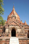 Dhammayazika Pagoda in the ancient city of Bagan, Myanmar