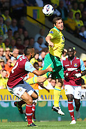 Norwich v West Ham United 150912