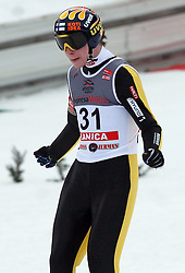 Janne Happonen of Finland at e.on Ruhrgas FIS World Cup Ski Jumping on K215 ski flying hill, on March 14, 2008 in Planica, Slovenia . (Photo by Vid Ponikvar / Sportal Images)./ Sportida)