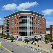 Capitol Commons buildig in Concord, NH. Daytime marketing image shot for the owner