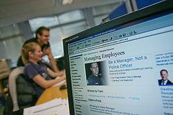 Good management web site