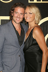 September 17, 2018 - West Hollywood, CA, USA - LOS ANGELES - SEP 17:  Jack Donnelly, Malin Akerman at the HBO Emmy After Party - 2018 at the Pacific Design Center on September 17, 2018 in West Hollywood, CA  (Credit Image: © Kathy Hutchins via ZUMA Wire)
