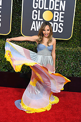 January 6, 2019 - Beverly Hills, California, U.S. - LILLIANA VAZQUEZ during red carpet arrivals for the 76th Annual Golden Globe Awards at The Beverly Hilton Hotel. (Credit Image: © Kevin Sullivan via ZUMA Wire)
