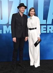 'Godzilla: King of the Monstersl' Hollywood Premiere at TCL Chinese Theatre on May 18, 2019 in Hollywood, CA. 18 May 2019 Pictured: Vera Farmiga and Renn Hawkey. Photo credit: O'Connor/AFF-USA.com / MEGA TheMegaAgency.com +1 888 505 6342