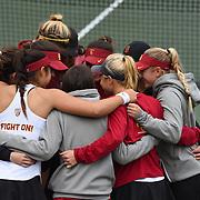 USC Women's Tennis v UCLA 2017