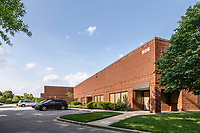 Exterior Image of 508 McCormick Road at International Trade Center by Jeffrey Sauers of Commercial Photographics, Architectural Photo Artistry in Washington DC, Virginia to Florida and PA to New England